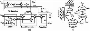 A   Circuit Diagram Of The Power Management System  Pms