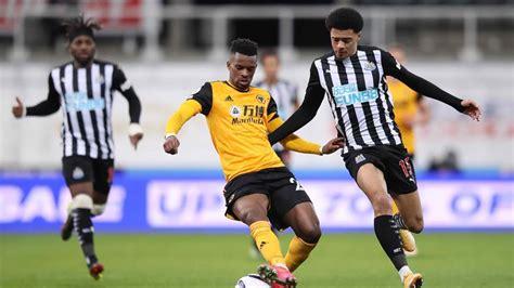 Newcastle United - Newcastle United 1 Wolverhampton ...