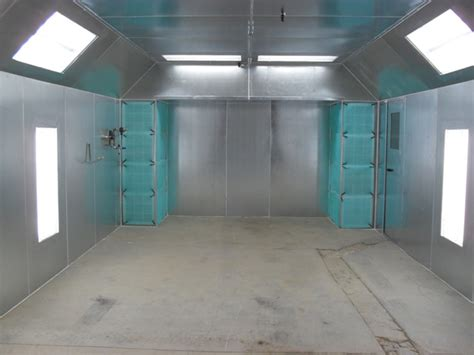 paint booth photo gallery paint boothscom