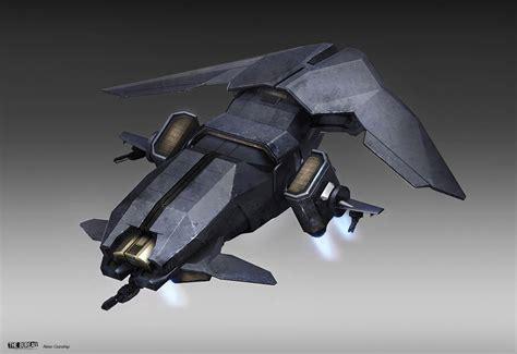xcom the bureau concept ships