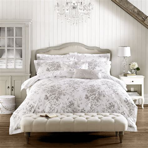 ruby grey bedding  holly willoughby abc decor