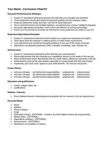 resume objective exles first time job resumes interests on a resume