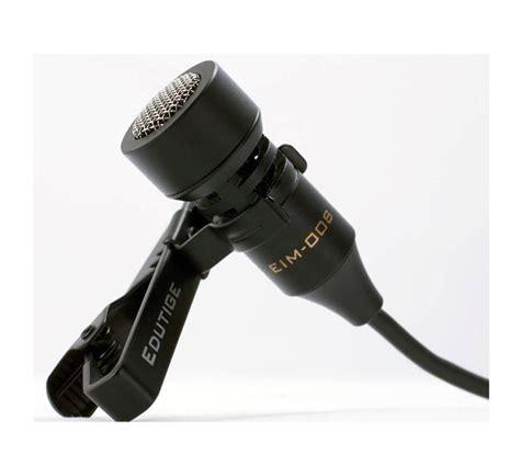 external microphone for iphone edutige eim 008 unidirectional external microphone for iphone