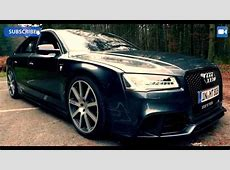 Audi S8 MTM 760 HP Talladega Review The RS8 That Never