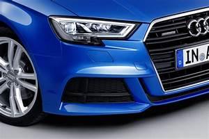 Audi A3 Berline 2017 : rijtest audi a3 berline 1 5 tfsi facelift 2018 autofans ~ Medecine-chirurgie-esthetiques.com Avis de Voitures