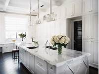 pictures of white kitchens Shaker Kitchen Cabinets: Pictures, Ideas & Tips From HGTV | HGTV