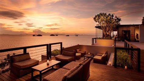 the luxurious conrad koh samui resort in thailand