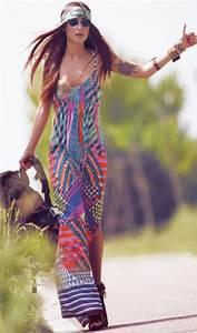 Mode Hippie Chic : boho chic bohemian boho style hippy hippie chic boh me ~ Voncanada.com Idées de Décoration