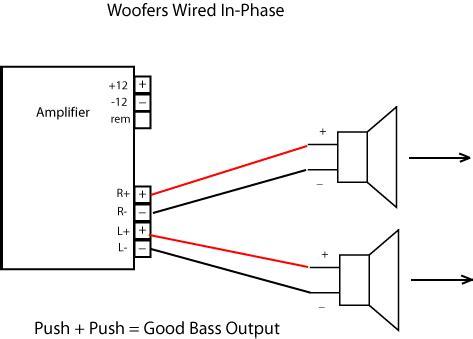 audio parallel speaker wiring diagram circuit diagram