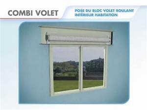 Volet Roulant Interieur : pose d 39 un volet roulant traditionnel youtube ~ Dallasstarsshop.com Idées de Décoration