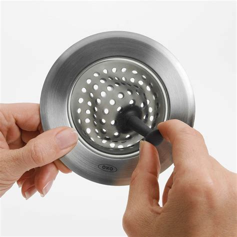 Install Sink Strainer With Silicone by Silicone Sink Strainer