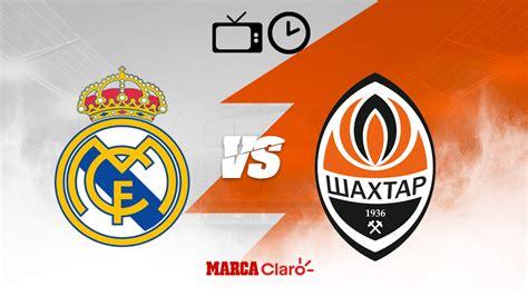 Shakhtar Contra Real Madrid : Asi Seguimos El Directo Del ...