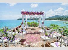Tropical Island Wedding Thailand The Wedding Bliss Thailand