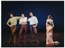 BALLET DE L'OPÉRA JEROME ROBBINS MATS EK Danza Ballet
