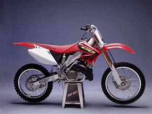 Honda U0026 39 S Greatest Bike  The Cr250r Two