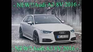 Audi A3 8v Restyling