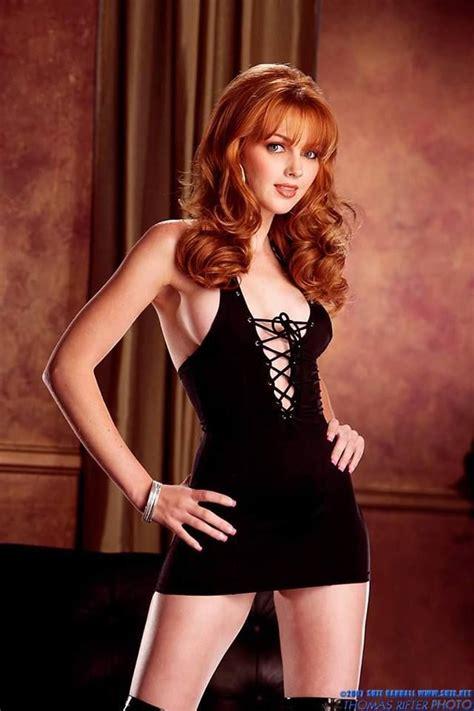 Marie McCray Pretty Redhead