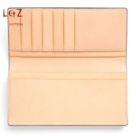 wallet template with knit surface wallet patterns pdf ccd 21 lzpattern design stitched