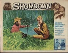 SHOWDOWN original lobby card AUDIE MURPHY/LONE PINE CA ...