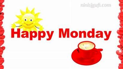 Monday Happy Morning Gifs January Coffee Mkg