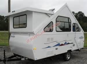 Chalet Pop Up Campers