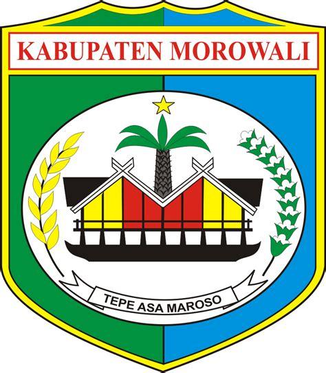 logo lambang kabupaten kota  provinsi sulawesi tengah