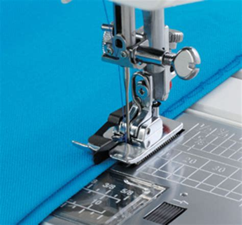 blind hem foot janome america world s easiest sewing quilting