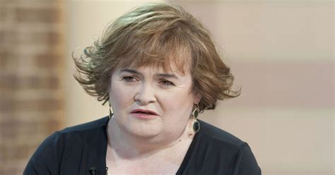 Susan Boyle's Stalker Hell As Phone Caller Told Her 'i
