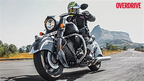 Review Indian Chief indian chief road test review