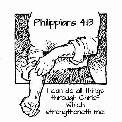 Philippians Coloring Bible James King Verses Sheets