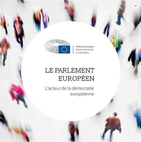 le bureau europeen publications a votre service parlement européen bureau