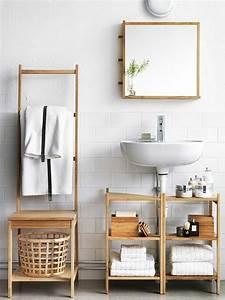 Badezimmer Ideen Ikea : kleines bad ideen platzsparende badm bel und viele clevere l sungen badezimmer ideen ~ Markanthonyermac.com Haus und Dekorationen