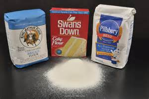 Baking Cookies with Cake Flour