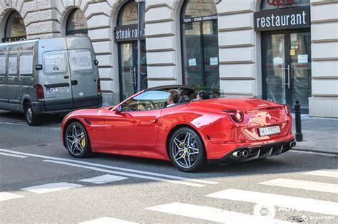 The beating heart of the california t is its innovative 3,855 cm 3 v8 turbo engine: Ferrari California T - 7 January 2020 - Autogespot