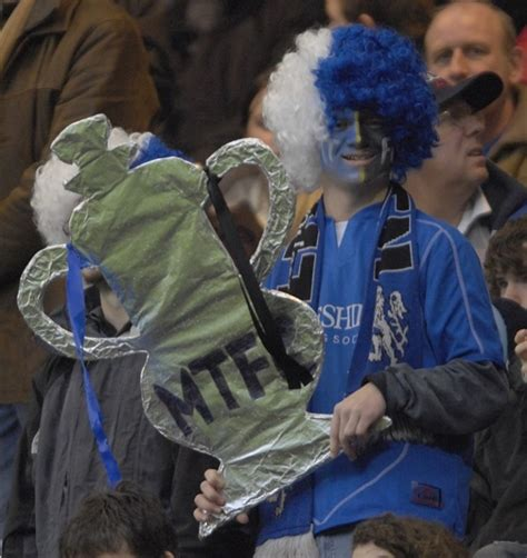 18 Cracking Photos Of An FA Cup Institution: The Tin-Foil ...