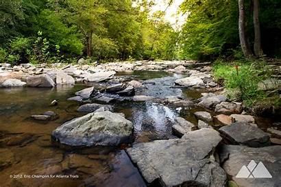 Creek Sope Trail Mill Pond Hiking Trails