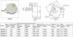 35byj-46 High Quality Stepper Motor 12v