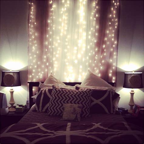 wall fairy lights bedroom diy light wall tutorials inspiration lightsfuncouk 17742