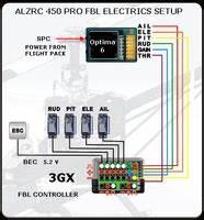 Alzrc 450 Pro Kit  Combo - Page 9