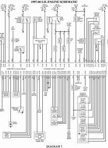 2 2l Chevy Engine Diagram