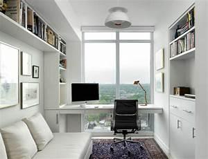 bureau moderne a la maison idees creatives With bureau a la maison design