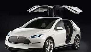 Tesla Porte Papillon : une vid o pour le suv tesla model x ~ Nature-et-papiers.com Idées de Décoration