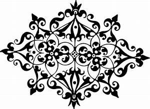 Clipart - Elegant design 5