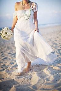 picture of beautiful and relaxed beach wedding dresses With beautiful beach wedding dresses