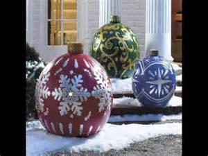 bulb outdoor lights ornaments