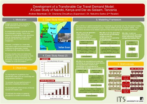 Template Tex Engineering Master Thesis by Masters Dissertation Posters 2014