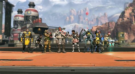 Apex Legends Leaks Reveal New Legends New Modes And More