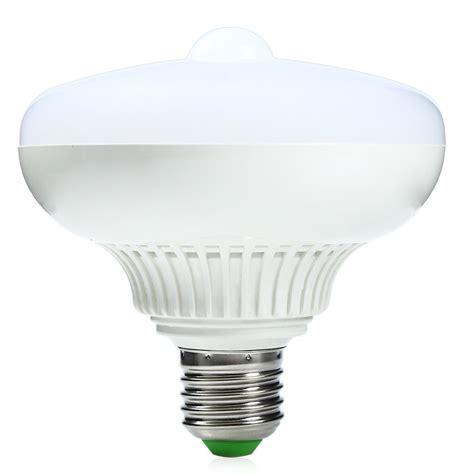 new pir infrared motion sensor 12w smart led bulb auto