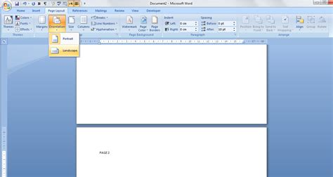 How Do You Insert A Next Page Section Break In Word 2010