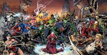 Justice League Dc Comics Wallpapers Wallpaperup